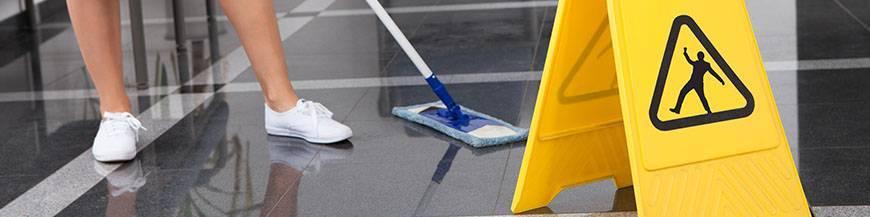 Équipements de nettoyage