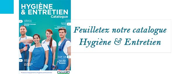catalogue hygiène et entretien