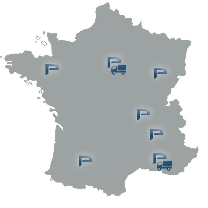 Agences Prodim France